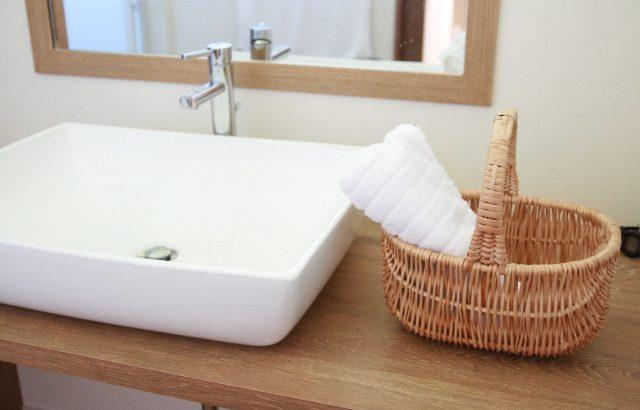 洗面所について