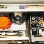 [WEB内覧会+] キッチン収納はどう使っている? 我が家の場合 その1