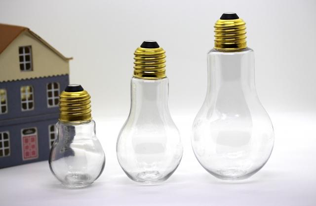 [光熱費] 新居での光熱費 ガス代10月分と電気代9月分の比較